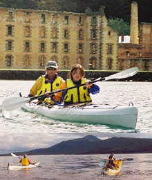 Blackaby's Sea Kayaks and Tours - Accommodation BNB