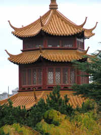 Chinese Garden of Friendship - Accommodation BNB