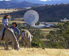 Canberra Deep Space Communication Complex - Accommodation BNB