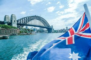 Australia Day Lunch and Dinner Cruises On Sydney Harbour with Sydney Showboats - Accommodation BNB