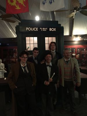 Dr Who Quiz Night - Accommodation BNB