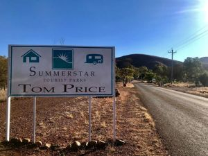 Tom Price Tourist Park - Accommodation BNB