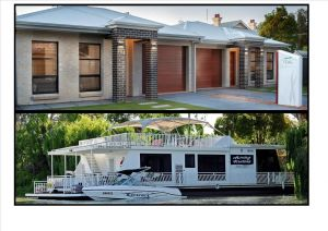 Renmark River Villas and Boats  Bedzzz - Accommodation BNB